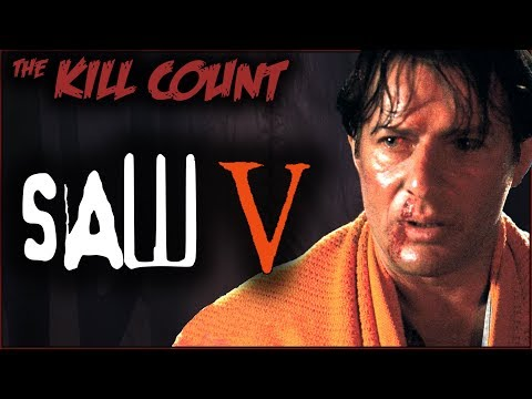 Saw V (2008) KILL COUNT