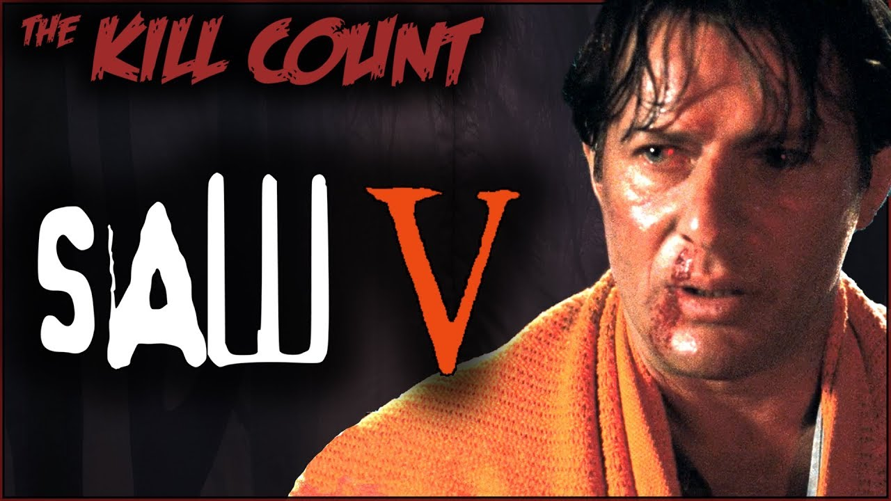 Saw V (2008) KILL COUNT