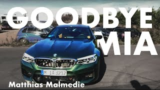 Goodbye MIA | Unboxing neue MIA | BMW M5