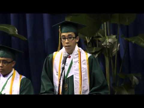 2014 James Madison High School Graduation