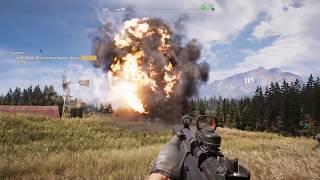 Far Cry 5 (Xbox one X) - прохождение (18)!Комментарии!