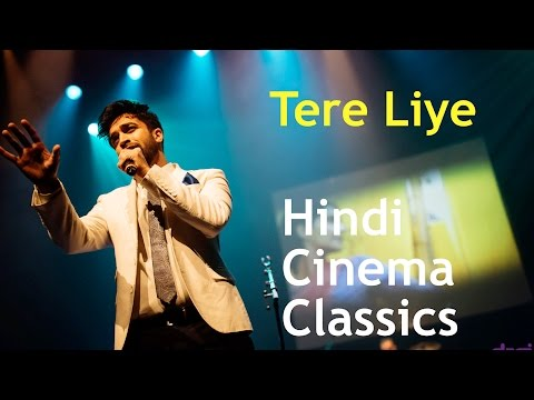 Tere Liye -  Navin Kundra live at Oude Luxor Theater Rotterdam