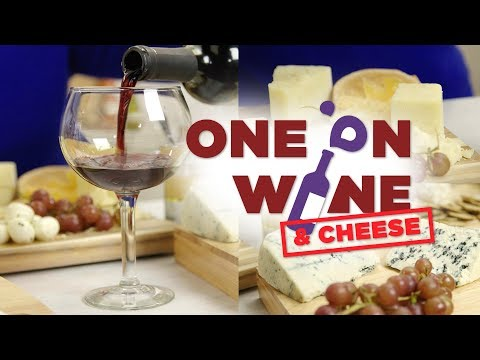 Wine And Cheese Pairings | One On Wine