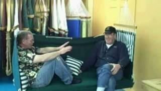 Hammock Porch Swing