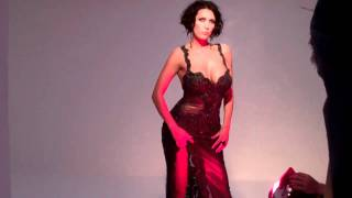 Dylan Ryder Photo Shoot - sexy dress 2