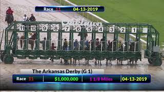 Apr 13 2019 The Arkansas Derby