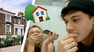 Actually MOVING to London! *NEW HOUSE*
