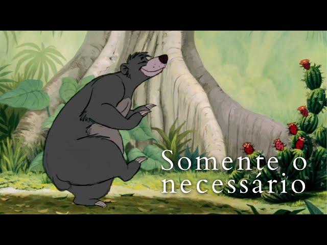 Somente o necessário - O Luri (cover Mogli: O menino lobo)