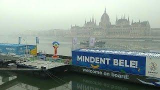 Macaristan'ın olimpiyat adaylığı imza kampanyası ile sona erdi