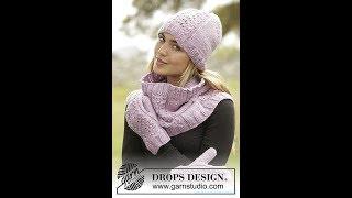 Модные Вязаные Шапки Спицами для Женщин - 2019 / Fashionable Knitted Caps Knitting needles for Women