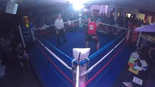 Ultra White Collar Boxing | Stoke | Nathan Etheridge VS Alex Thomas