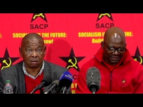 SACP media briefing on its 14th National Congress