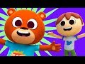 El Oso Iván  Las Canciones del Zoo 5  El Reino Infantil