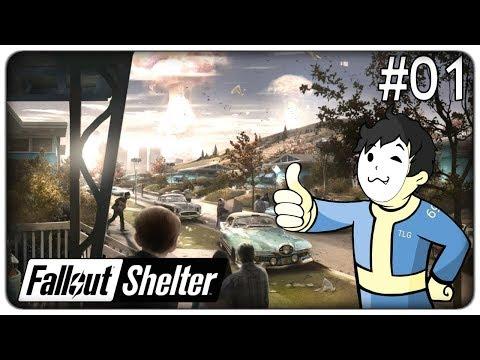 COSTRUIAMO IL RIFUGIO ANTIATOMIC0 PERFETTO | Fallout Shelter - ep. 01 [ITA]