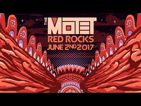 The Motet - Live at Red Rocks 6/2/2017