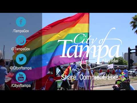 Tampa Pride 2018 Highlights
