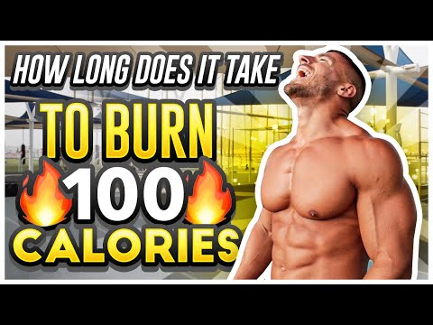 What Is The Quickest Way To Burn 100 Calories?