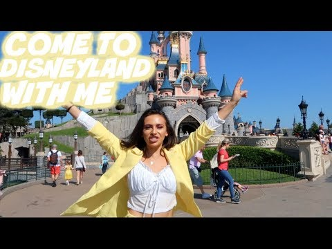 COME TO DISNEYLAND PARIS WITH ME