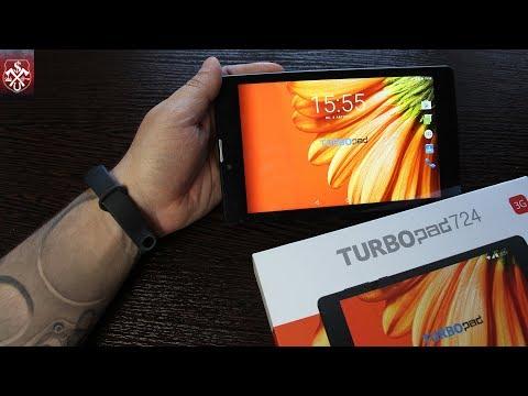 Планшетный компьютер Turbopad 724