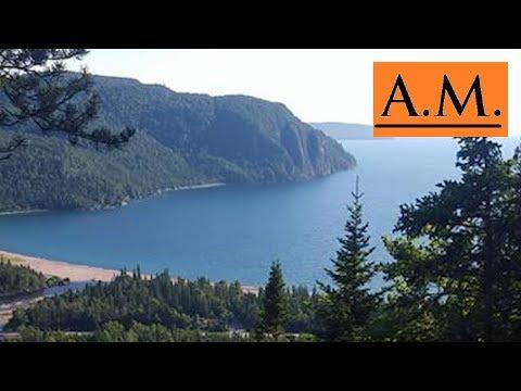 Lake Superior Provincial Park-  Agawa Bay