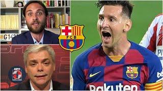 ¡BOMBA! ¿Lionel Messi le dice ADIÓS al Barcelona? La Pulga NO renovaría con Barsa | Fuera de Juego