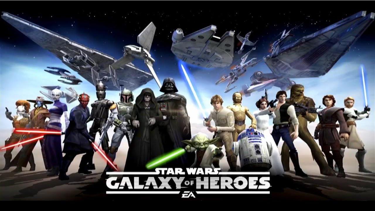 Star Wars Galaxy of Heroes Hack Cheats [Credits-Crystals ...