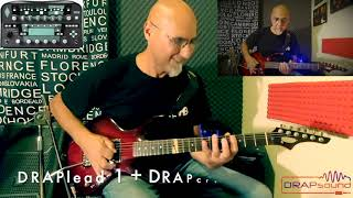 KEMPER vs REAL AMP with DRAPsound patches!