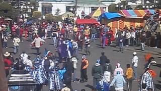carnaval de tenancingo tlaxcala ( domingo ) 2013 iii