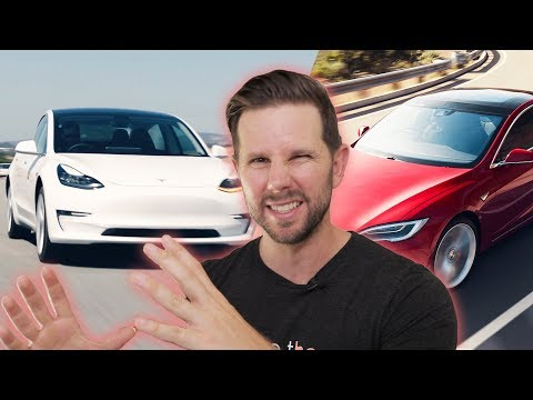 Tesla Model 3 (New) vs Model S (Used) - UPDATED - Are Autopilot 2.0 and Full Self-Driving Worth it?