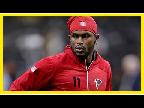 Julio Jones sent fans into a frenzy when he removed everything Falcons from his social media