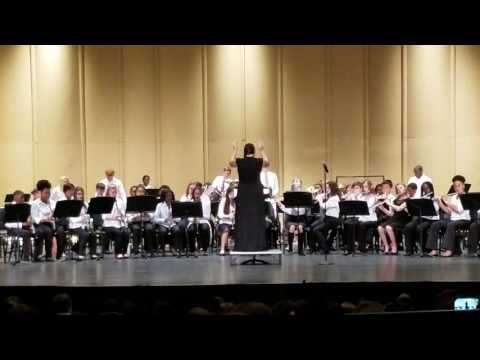 Oakbrook Middle School 8th Grade Band