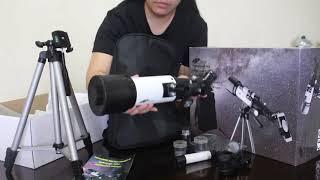 Best telescope for Beginner: UnBox + Reviews + Amazon Best Choice