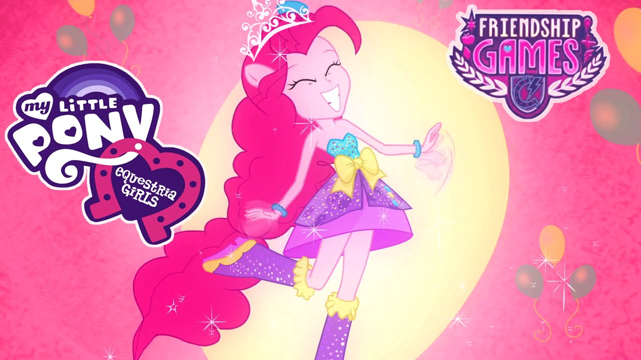 my little pony equestria girls pinkie pie dress