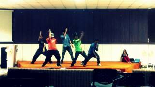 IIMT Greater Noida Annual Function's Practice 2014 (Stepperrzzz)