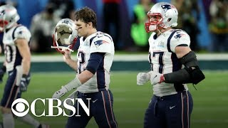 Patriots take on the Rams in Super Bowl LIII