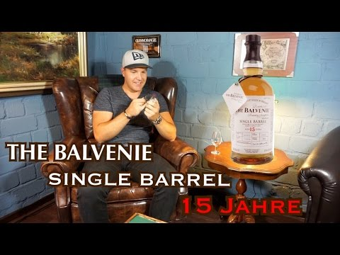 Balvenie single barrel sherry cask 15 jahre