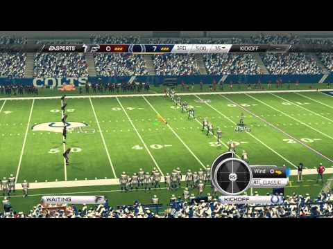 Madden 25 Online Gameplay   Ranked Match   Trent Richardson on the Colts   Colts vs Falcons