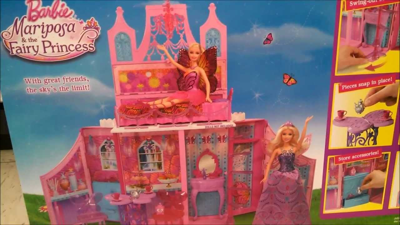 Picture of barbie doll houses
