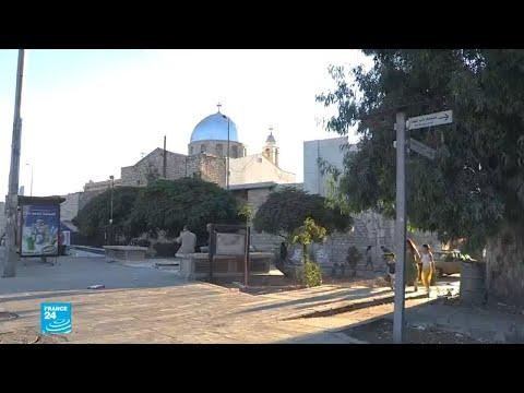 مسيحيو باب توما في دمشق لم يغادروا حيهم رغم سنوات الحرب  - 17:55-2018 / 9 / 13