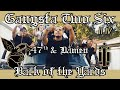 Download Stain Savage - 47th Street (Gangster Two Six Chicago Gang Rap 2017 Damen South Side) Latin King Diss MP3 song and Music Video