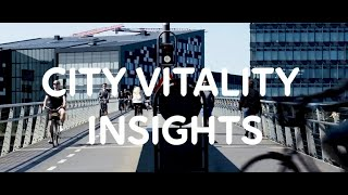 City Vitality Insights - crowd movement insights service to ...