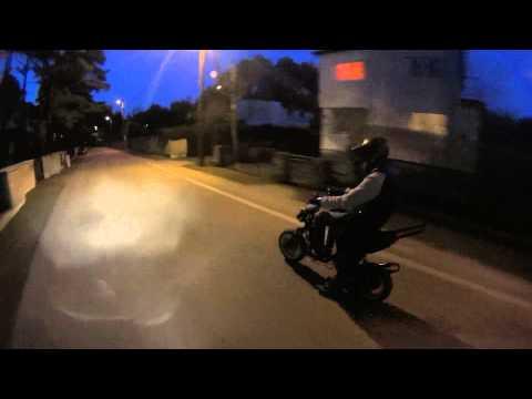 ESTONIA - Aerox Rockstar