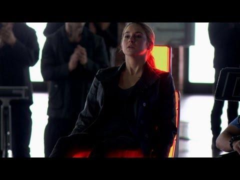 Divergent - Behind The Scenes