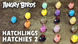 Angry Birds | Toy Unboxing! | Hatchling Hatchies 2