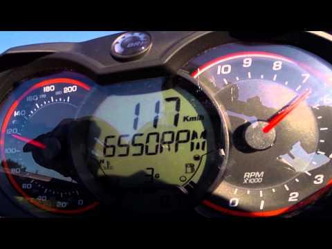 2015 BRP Can Am SPYDER F3 0-160 km/h