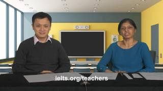 IELTS Teaching Tips - Speed Dating