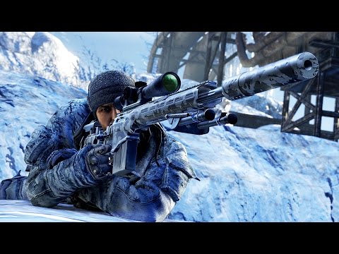 Sniper Ghost Warrior 2: Sniper Mission Gameplay