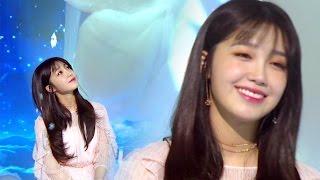 《Comeback Special》 Jeong Eun Ji (정은지) - The Spring (너란 봄) @인기가요 Inkigayo 20170423