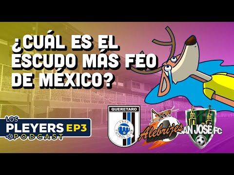 ¿Qué equipo tiene el ESCUDO MÁS FEO del futbol mexicano? | Los Pleyers Podcast EP03