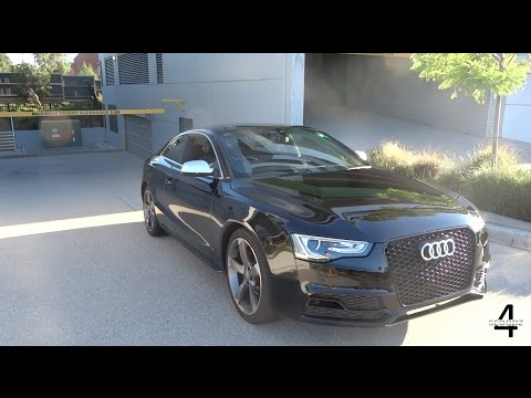 audi a5 2010 facelift 2015 youtube. Black Bedroom Furniture Sets. Home Design Ideas